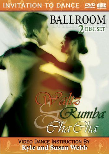 Invitation To Dance Ballroom Dancing Waltz Rumba & Clr Nr Incl. CD