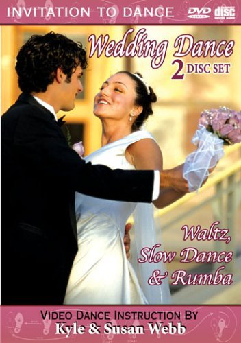 Invitation To Dance Wedding Dance Waltz Slow Dance Clr Nr Incl. CD