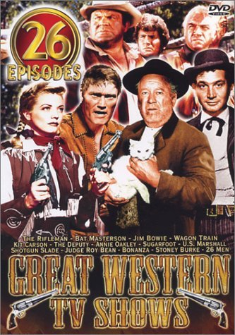 Great Western Tv Shows Collect Great Western Tv Shows Collect Clr Bw Nr 5 DVD