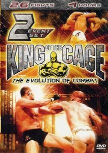 King Of The Cage Vol. 1 Event Set Clr Nr