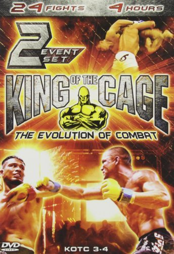King Of The Cage 2 Event Set King Of The Cage 2 Event Set