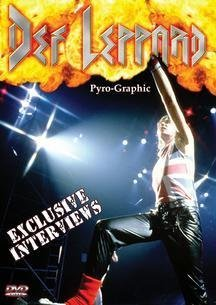 Def Leppard Pyro Graphic