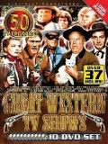 50 Great Western Tv Shows Fifty Great Western Tv Shows Clr Bw Nr 10 DVD