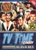 100 Classic Comedy Tv Shows One Hundred Classic Comedy Tv Clr Bw Nr 10 DVD