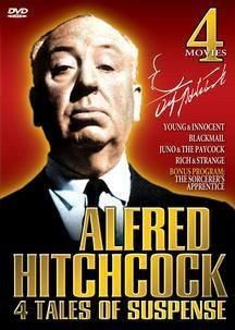 Alfred Hitchcock 4 Tales Of Su Alfred Hitchcock 4 Tales Of Su Bw Nr 4 On 2