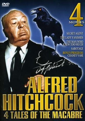 Alfred Hitchcock 4 Tales Of Ma Alfred Hitchcock 4 Tales Of Ma Bw Nr 4 On 2