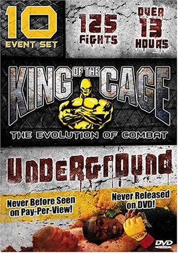 King Of The Cage Underground Clr Nr 5 DVD