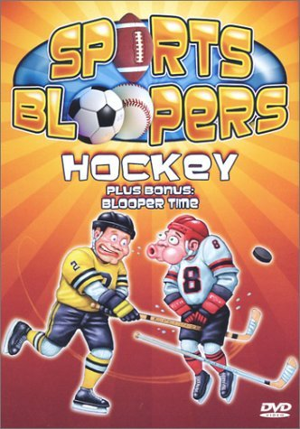 Sports Bloopers Hockey Clr Nr 2 DVD