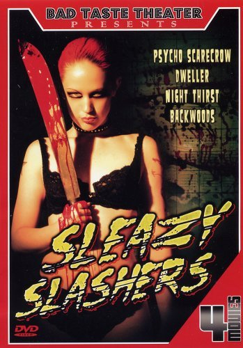 Movie Set Sleazy Slashers Clr Nr 2 DVD 4 On 2
