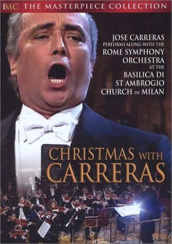 Jose Carreras Christmas With Carreras Carreras*jose (ten) Rome So