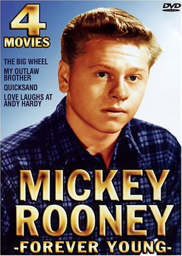 Forever Young Movie Set Rooney Mickey Bw Nr 2 DVD 4 On 2