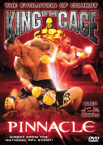 King Of The Cage Pinnacle Clr Nr