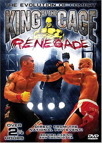 King Of The Cage Renegade Clr Nr