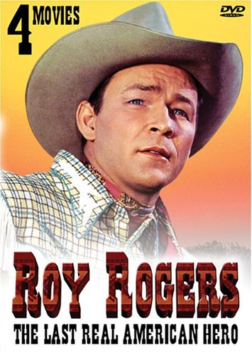 Movie Set Roy Rogers Last Real American Bw Nr 4 On 2
