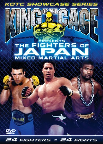 King Of The Cage Fighters Of Pride Clr Nr