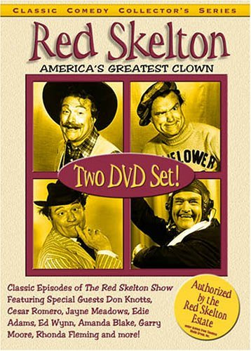 Red Skelton America's Greatest Red Skelton America's Greatest Clr Nr 2 DVD