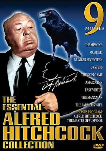 Alfred Hitchcock Collection Alfred Hitchcock Collection Clr Nr 9 On 5