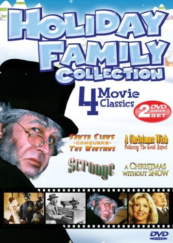 Holiday Family Collection Movie Classics Clr Nr