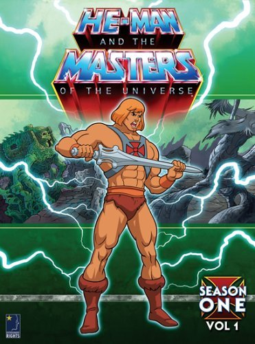 He Man & The Masters Of The Un Vol. 1 Season 1 Clr Digipak Chnr 6 DVD