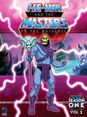 He Man & The Masters Of The Un Vol. 2 Season 1 Clr Nr