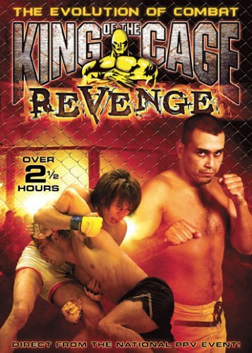 King Of The Cage Revenge Clr Nr