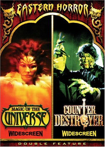 Magic Of The Universe Counter Eastern Horror Double Feature Clr Ws Nr 2 On 1