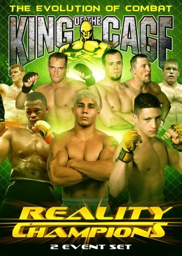 King Of The Cage Reality Champions Clr Nr 2 DVD