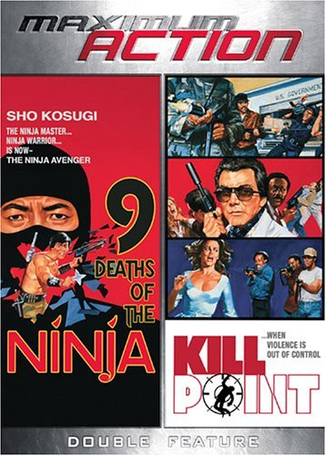 Nine Deaths Of The Ninja Killp Nine Deaths Of The Ninja Killp Clr Ws Nr