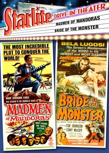 Madmen Of Mandoras Bride Of Th Starlite Drive In Theater Clr Nr 2 On 1