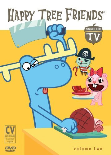 Happy Tree Friends Vol. 2 Clr Nr