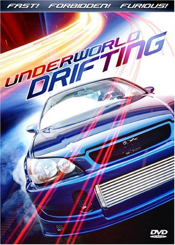 Underworld Drifting California Drifting & Tuners I Clr Nr