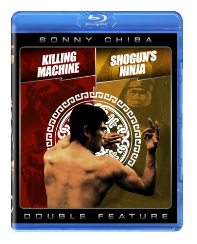 Killing Machine Shoguns Ninja Killing Machine Shoguns Ninja Ws Blu Ray Nr