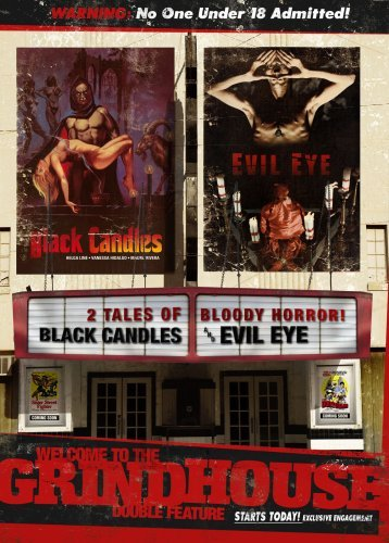 Black Candles Evil Eye Welcome To The Grindhouse Doub Nr 2 On 1
