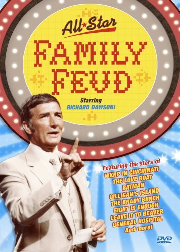 All Star Family Feud All Star Family Feud Box Set Nr 4 DVD