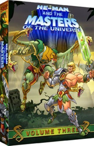He Man & The Masters Of The Un Vol. 3 Nr 3 DVD