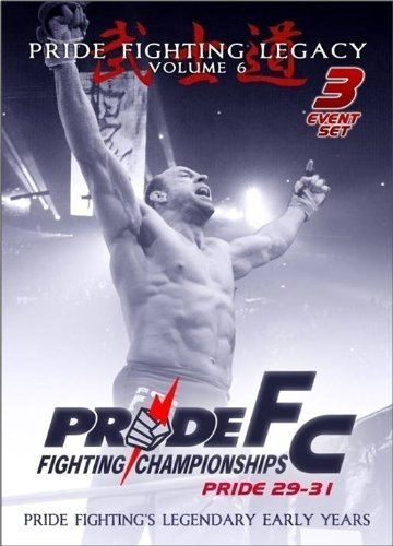 Pride Fighting Legacy Vol. 6 Nr