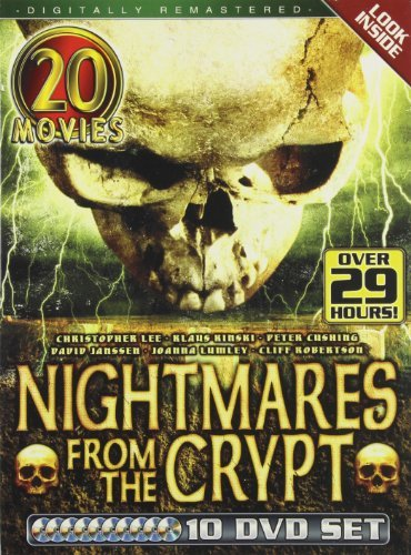 Movie Set Nightmares From The Crypt Clr Nr 10 DVD
