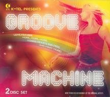 Groove Machine Groove Machine 2 CD Set