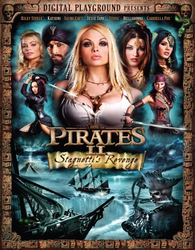 Pirates 2 Stagnetti's Revenge Jane Stone Belladonna R