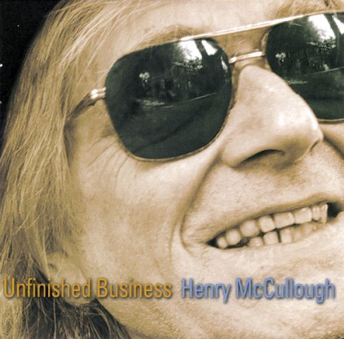 Henry Mccullough Unfinished Business
