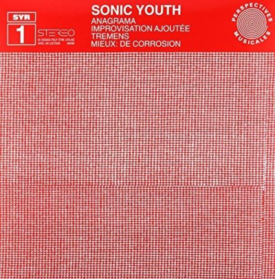 Sonic Youth Anagrama