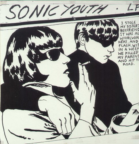 Sonic Youth Goo Remastered 4 Lp