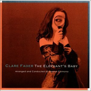 Clare Fader Elephants Baby