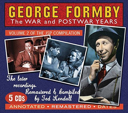 George Formby Vol. 2 War & Postwar Years 5 CD