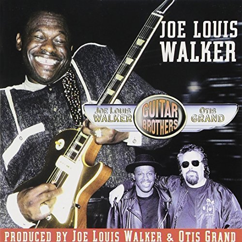 Joe Louis Walker Guitar Brothers