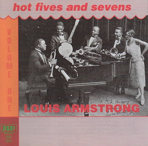 Louis Armstrong Vol. 1 Hot Fives & Sevens Import Gbr Hot Fives & Sevens
