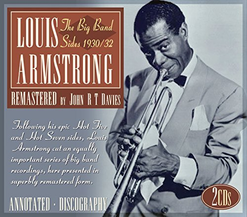 Louis Armstrong Big Band Sides 1930 32 2 CD Set