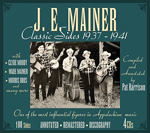 J.E. Mainer Classic Sides 1937 41