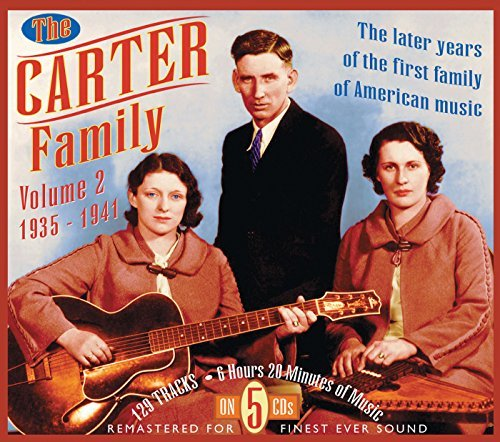 Carter Family Vol. 2 1935 41 4 CD