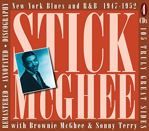 Stick Mcghee New York Blues & R&b 1947 55 4 CD